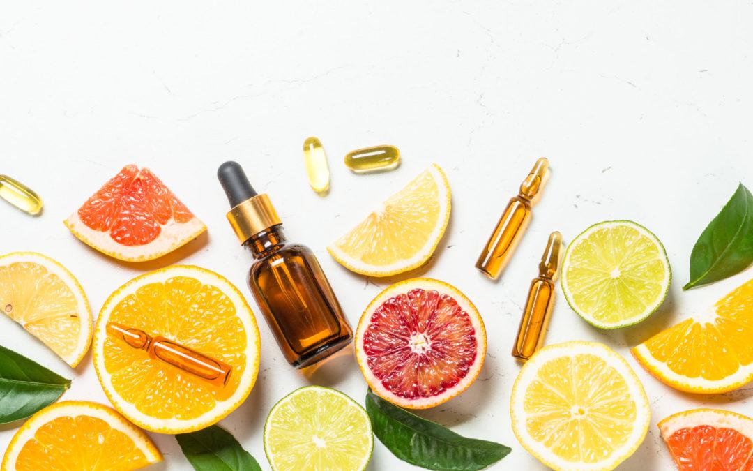 Conheça os benefícios das vitaminas presentes nos produtos de cosmética
